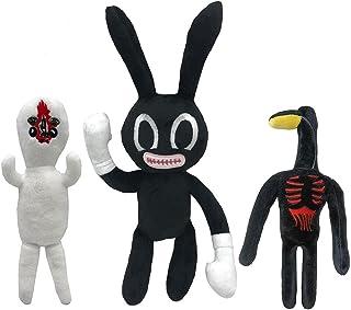 POPRORE Siren Head Plush Toys Cartoon Dog Cartoon Cat Cartoon Rabbit Plush Toys for Boys and Girls Home Party Gift Birthda...