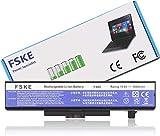 FSKE Batería para Lenovo 0A36311 L11S6Y01 L11L6Y01 L11M6Y01 L11S6F01,Lenovo V380 G700 Z580 G400 Y480 G580 Z380 G500 G510 G710 N580 V480 G410 G405 G505 P580 P585 Notebook Battery, 10.8V 5000mAh 6-Celda