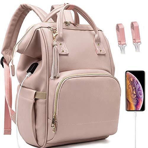 Diaper Bag for Baby Girl Backpack Bags...