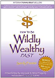 Manifesting Money books - How to be Wildly Wealthy Fast