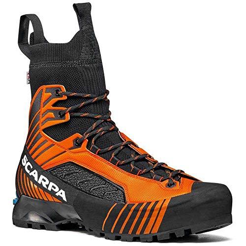 Scarpa Ribelle Tech 2.0 HD Stiefel Black/orange Schuhgröße EU 42 2020 Schuhe