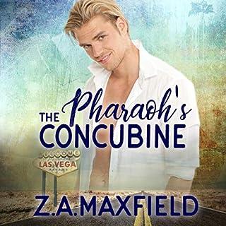 The Pharaoh's Concubine audiobook cover art