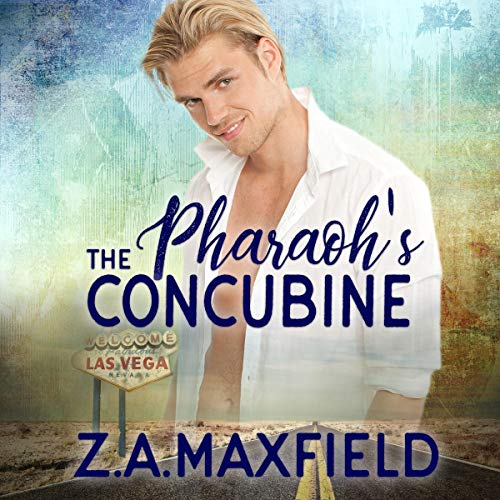 The Pharaoh's Concubine cover art