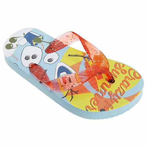 Disney Frozen Kinder Olaf Flip Flops (27-28 EU) (Bunt)