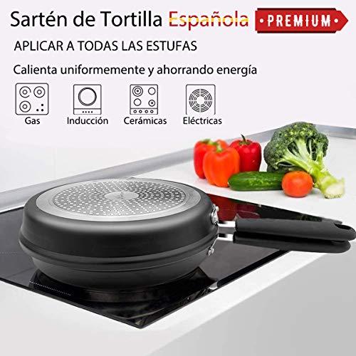 e!Orion Sartenes para tortilla