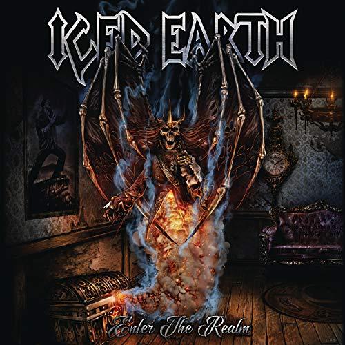 Iced Earth: Enter The Realm - EP (Ltd. CD Digipak) (Audio CD (Compilation))