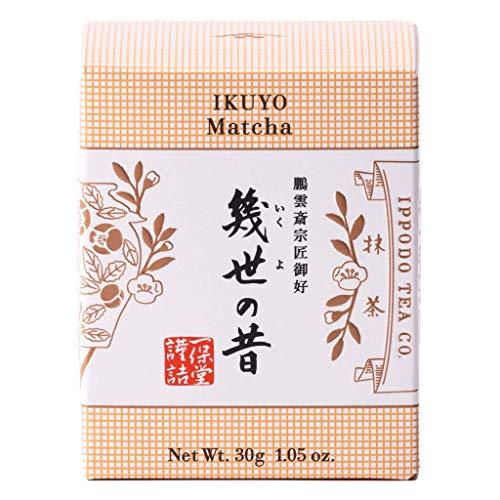 Ippodo Matcha - Balanced - Ikuyo (30g)