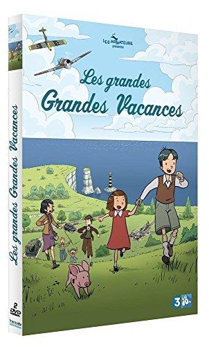 Les Grandes grandes vacances [Francia] [DVD]