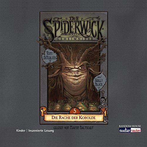 Die Rache der Kobolde (Die Spiderwick Geheimnisse 5) Titelbild
