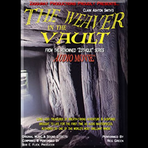 The Weaver in the Vault audiobook cover art