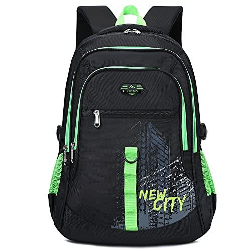 Schultaschen Jungen Schulrucksack Kinderrucksäcke Rucksack für Schüler Jugendliche Teenager School Backpack Outdoor Camping Daypacks