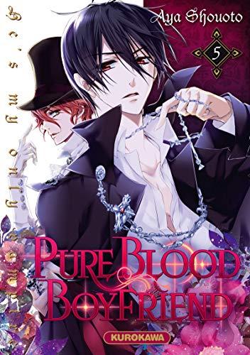 PureBlood Boyfriend - He's my only vampire - tome 05 (5)