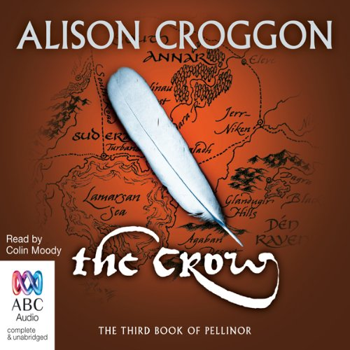 The Crow cover art
