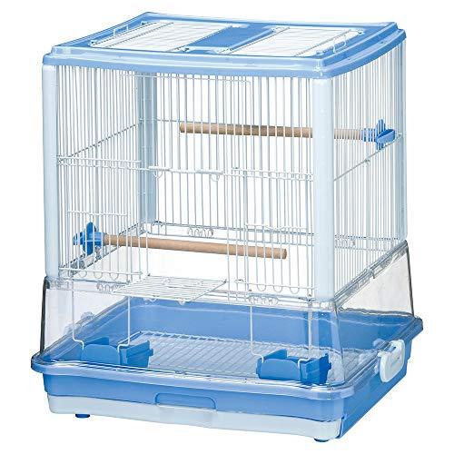 マルカン バードパレスクリーン ブルー (420×350×460)
