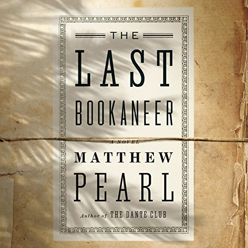 The Last Bookaneer audiobook cover art