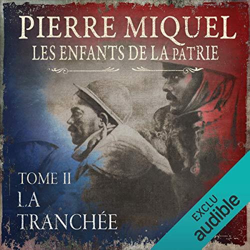 La tranchée audiobook cover art