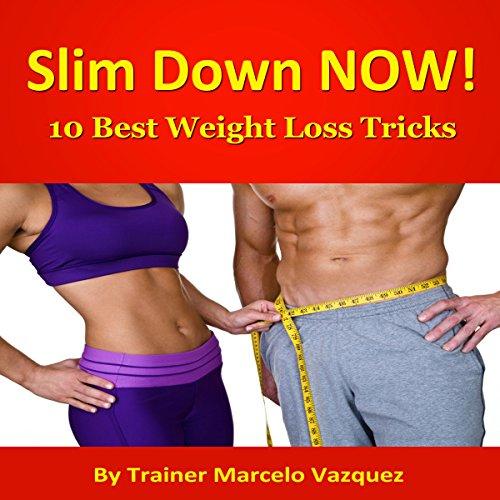 10 Best Weight Loss Tricks audiobook cover art