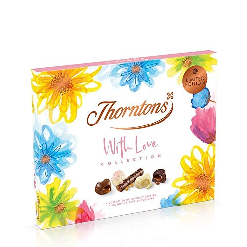 Thorntons Chocolate Love Collection - Limited Edition Large Gift Box