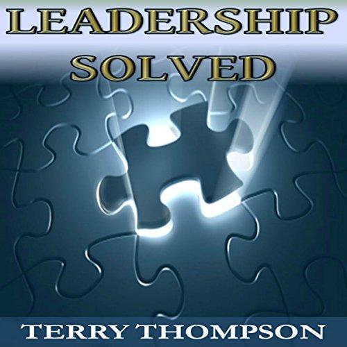Leadership Solved audiobook cover art