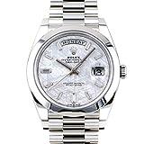 ロレックス ROLEX デイデイト 228206A メテオライト文字盤 新品 腕時計 メンズ (W202160) 並行輸入品