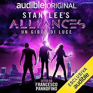 Stan Lee's Alliances - Un gioco di luce copertina