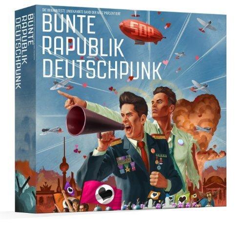 Bunte Rapublik Deutsch by Sdp (2014-01-21)