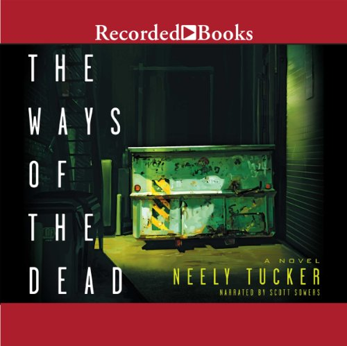 The Ways of the Dead audiobook cover art