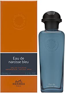 Hermes Narcisse Bleu Eau de Cologne for Unisex 3.3 Ounce
