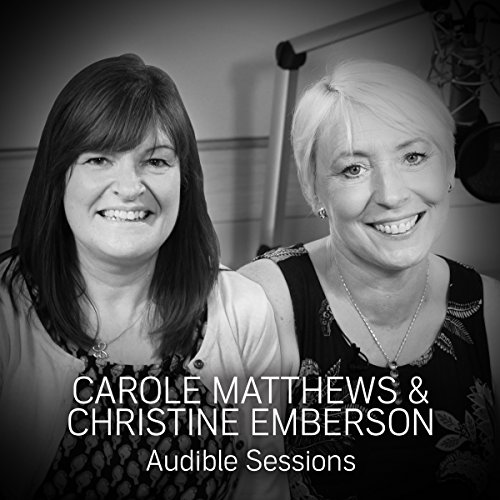 Carole Matthews and Christine Emberson audiobook cover art