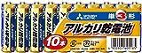 アルカリ乾電池 単3形 10本パック LR6N10S