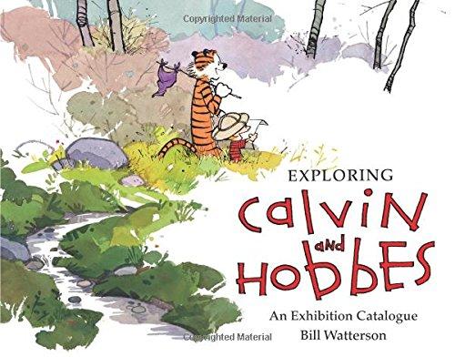 Exploring Calvin And Hobbes Sc: An Exhibition Catalogue