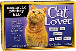 Magnetic Poetry The Cat Lover