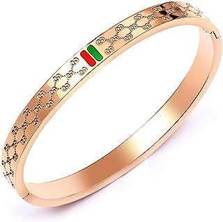 Best rose gold and white hermes bracelet Reviews