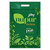Godrej Nupur – 100% Pure Henna (Mehendi) | Natural Conditioning and Anti-Dandruff Hair Colour...