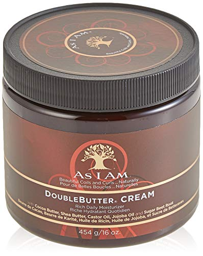 I AM As Double Butter Rich Daily Moisturizer, 16 Ounce