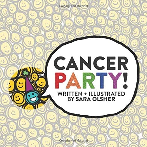 Cancer Party Explain Cancer Chemo and Radiation to Kids in a Totally Non Scary Way product image