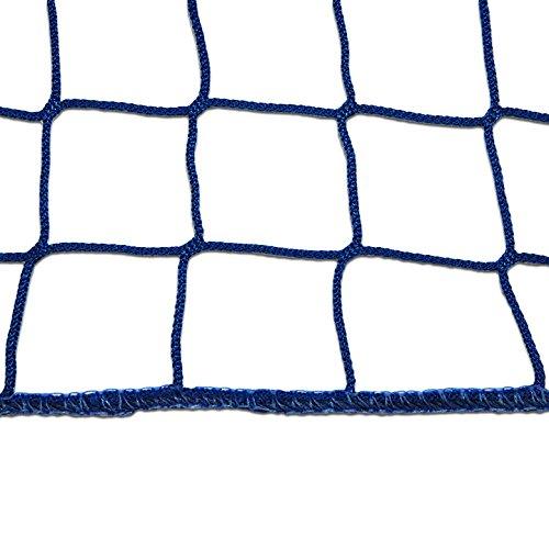 Seitenschutznetz 2 x 5m blau (2x5, blau)