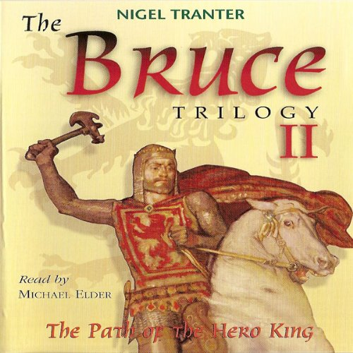 The Bruce Trilogy 2 audiobook cover art
