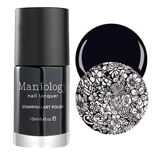 10 best stamping polish black and white for 2020