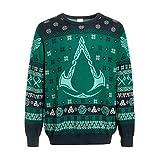 Assassins Creed knitted jumper Christmas Valhalla symbol (S)