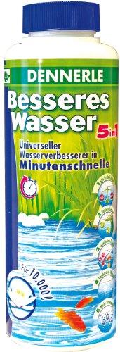 Dennerle 3412 Besseres Wasser 5-in-1, 1000 g