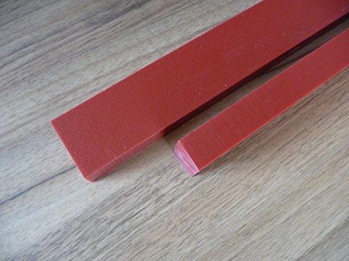 Alt-intech® PE-plaat Play-Tec® in verschillende Kleuren en maten, UV-bestendig. 1190 x 590 x 19 mm rood