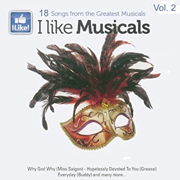 I Like Musicals, Vol. 2