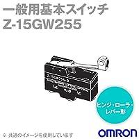 オムロン(OMRON) Z-15GW255 マイクロスイッチZシリーズ (ヒンジ・ローラ・レバー形) NN