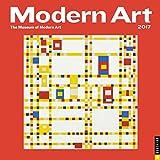 Grupo Erik Editores Modern Art - Calendario 2017, 30 x 30 cm (Square Wall)