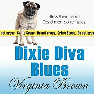 Dixie Diva Blues audiobook cover art
