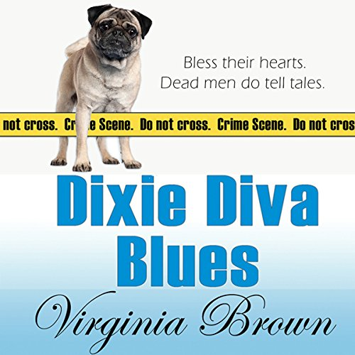 Dixie Diva Blues audiobook cover art
