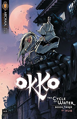 Okko: The Cycle of Water #3 (of 4) (Okko Vol. 1: The Cycle of Water) (English Edition)