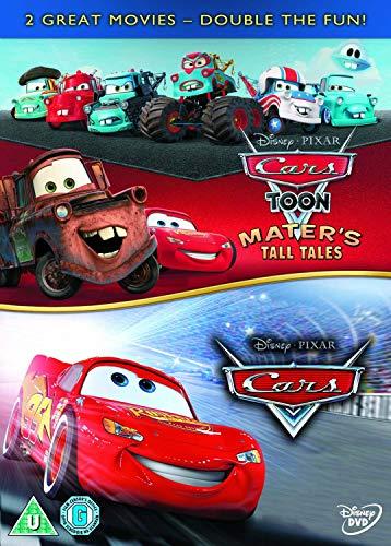 Mater's Tall Tales / Cars