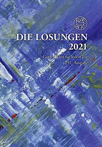 Losungen Deutschland 2021 / Die Losungen 2021: Geschenkausgabe. Normalschrift